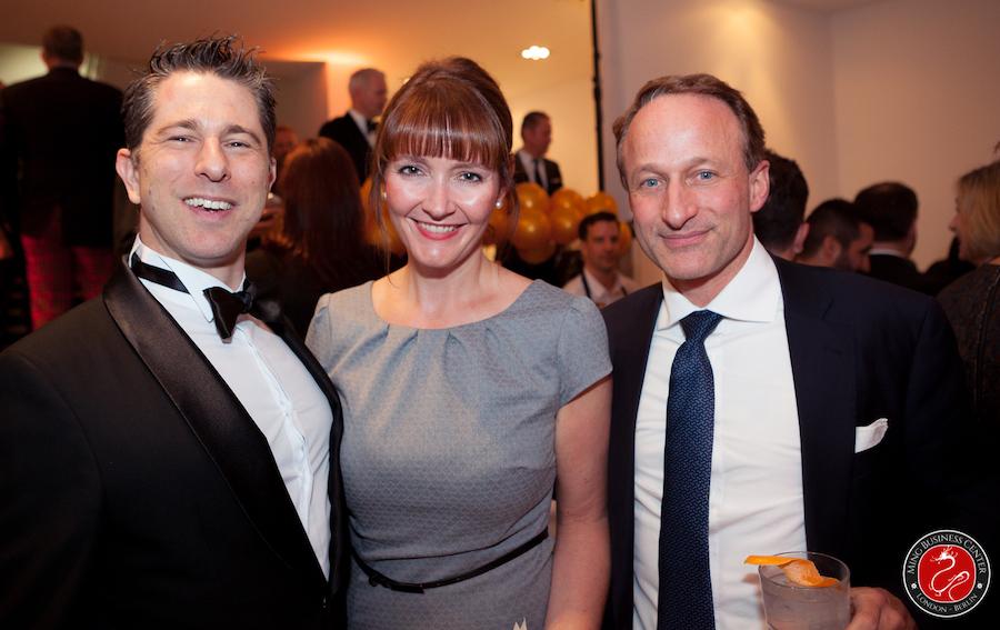 eblog red Ming Business Berlin London Center 2 Jahre Feier Jubilaeum Alex Stephanie Schulze Lutz Strangemann pic Joerg Unkel