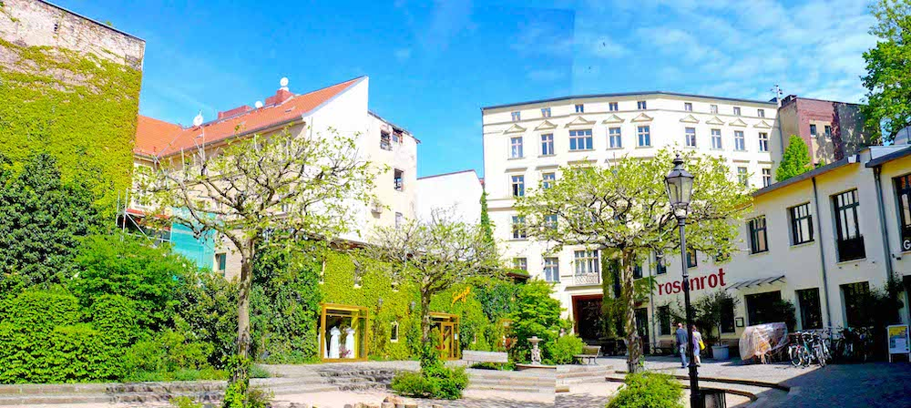Heckmann-Hoefe Placces Werkhaus eblog Location