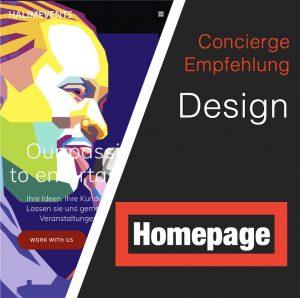 Entwicklung Design Shop Produkt Bilder PromoConcierge Berater Consulter Consultent Network Homepage Gestaltung Programmierung